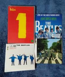 Beatles One Dvd 3 Cds Abbey Road Hollywood Bowl Help