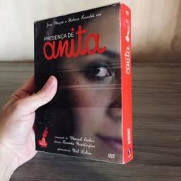 DVD Presença de Anita - Série Completa
