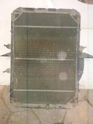 Radiador água e intercooler 814 cargo