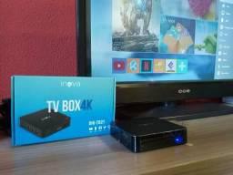 Tv box Inova 3Gb RAM + 16Gb Flash Pronta Entrega