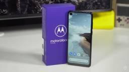 Motorola One Vision Bronze - 128GB - Anatel com garantia