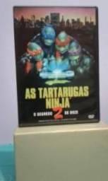 Dvd - As Tartarugas Ninja 2 - Filmes em Excelente estado de Conservação!! Original!!!