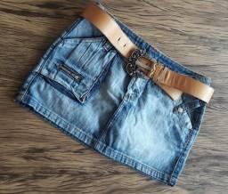 Saia Jeans 38/40