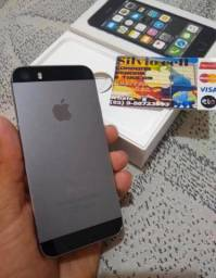 Vendo ou troco esse iPhone 5s com volta do interessado 16g