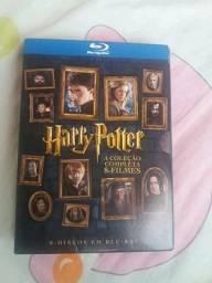 Blu-ray Harry Potter