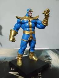 Thanos e Galactus Eaglemoss
