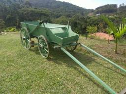 Carroça Antiga Original