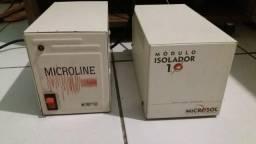 Modulo Isolador Microline