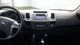 Hilux SRV 4x4 2012 Aut Diesel - 2012