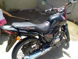 Moto fan 125 atrasada - 2011