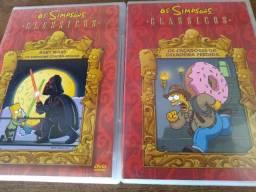 DVDs Simpsons Clássicos
