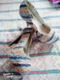 Sapato salto