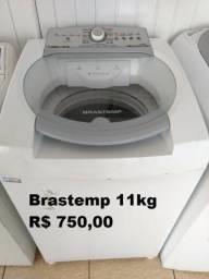 Máquina Brastemp 11kg (Boleto, cartão e cheque)