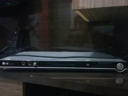 DVD LG com karaokê R$60