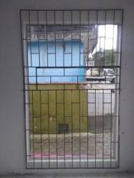 Vendo grades de janela