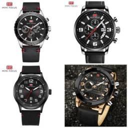 Relógios masculinos Luxo importados a pronta entrega