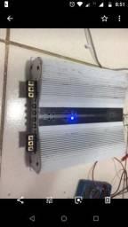 Modulo amplificador banda 4.8 4 canais