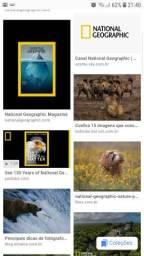 Vendo revistas National Geografic
