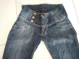 05 Calças jeans numero 38