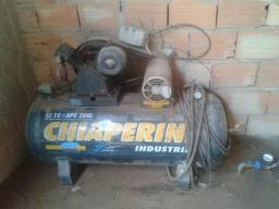 Compressor chiaperin