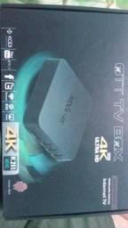 Tv Box 4k ultra HD +mg5acm