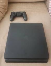 PS4 SLIM 1tb Com Jogos