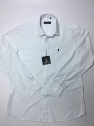 Camisa Social Polo Ralph Lauren Original Masculina Ralph 11de8bc20a9