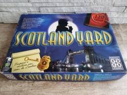 Jogo de Tabuleiro Detetive Scotland Yard Grow