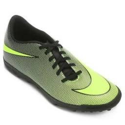Chuteira Society Nike bravata Original