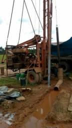Maquina Perfuratriz Percussora De Perfuração de Poço Artesiano