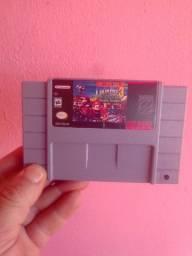 Cartucho p/ super Nintendo Dixie Kong paralelo