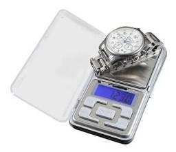 Título do anúncio: Mini Balança Digital Bolso Pocket Alta Precisão 0,1g A 500g