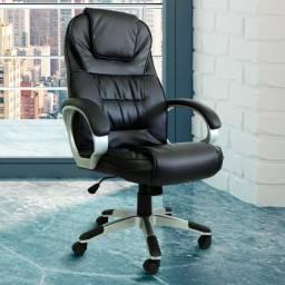 Cadeira Presidente com Massagem e Aquecimento
