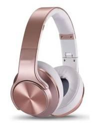 Headset MaxPrint MaxTurn Rosê Bt/fm/msd6012771 (Lacrado)