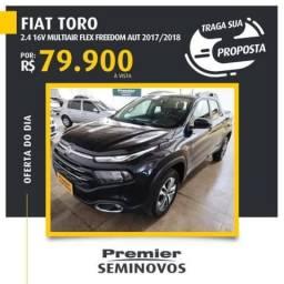 FIAT TORO 2.4  16V MULTIAIR FLEX FREEDOM AUT