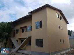 Apartamento à venda com 1 dormitórios em Itaipuaçú, Maricá cod:AMIZ-130M