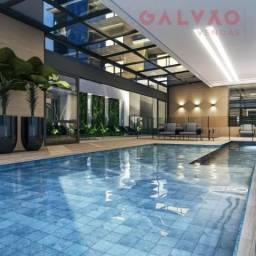 Apartamento à venda com 3 dormitórios em Cidade industrial, Curitiba cod:AP36878