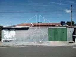 Casa à venda com 1 dormitórios em Centro (padre nobrega), Marilia cod:V11345