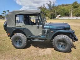 Vendo Jeep Willys Overland