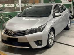Toyota Corolla XEI 2016 Prata - 2016