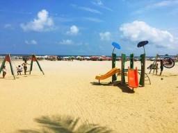 Kitnet em frente à praia
