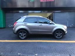 Korando GLS 2011 2012 Diesel 4X4 Automatica