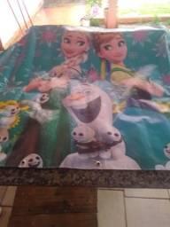 Painel de festa da Frozen comprar usado  Sorocaba