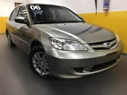 Honda Civic 1.7 Lx - 2006 - 2006