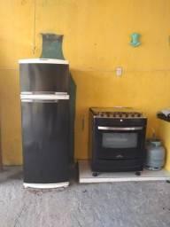 Envelopamento geladeira e fogão