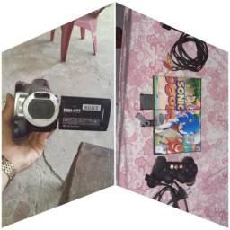 Vendo essa câmera muito top e esse play2 ou troco por celular do meu interesse