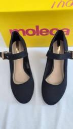 Sapato social marca Moleca