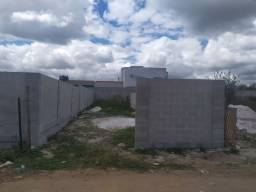 Lote murado no Gaivotas Linhares