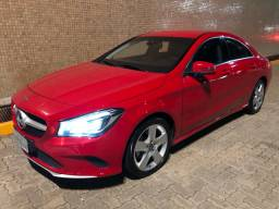 Mercedes benz cla 180 2018 blindada