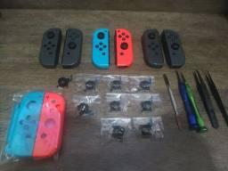 Manutenção Joycon Nintendo Switch